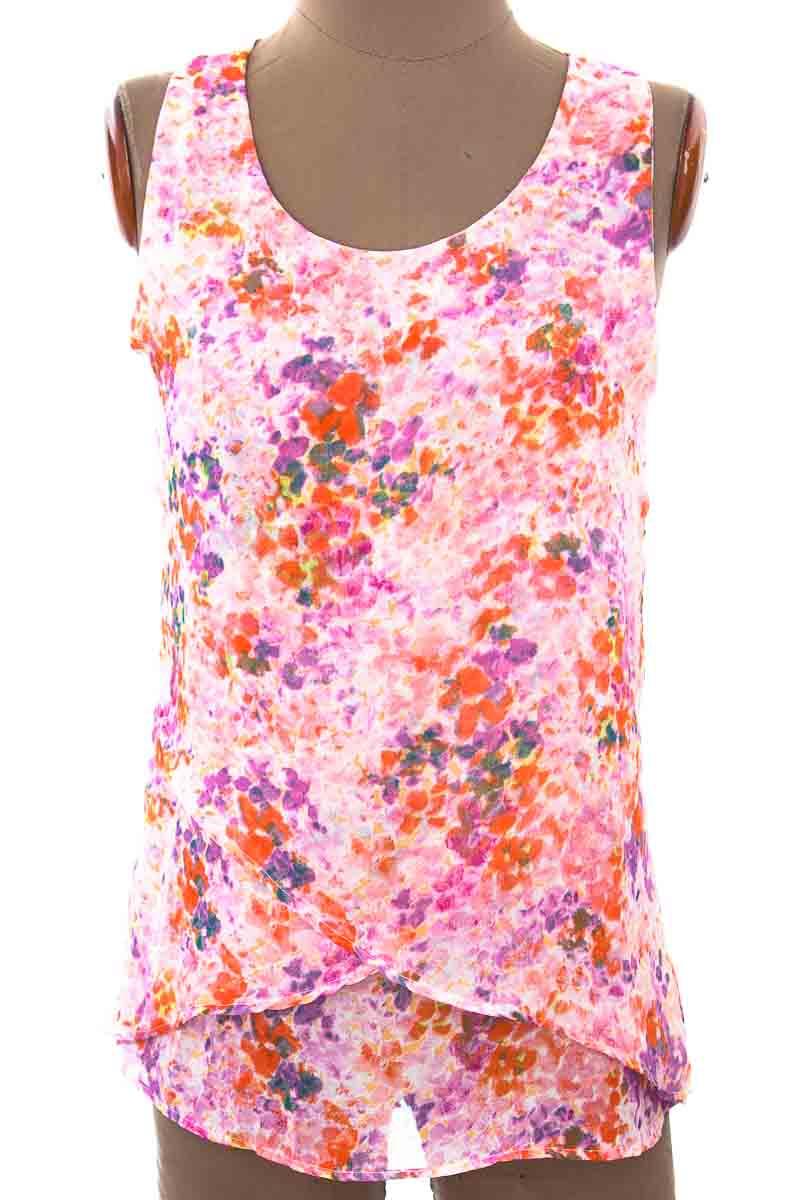 Blusa color Rosado - Bonny