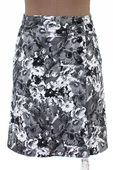 Falda Casual color Gris - RAGGED