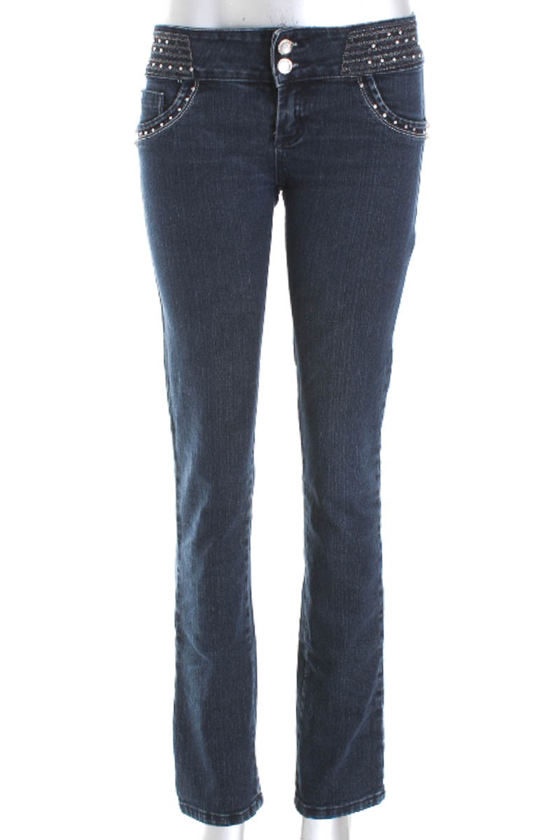 Pantalón color Azul - YMI