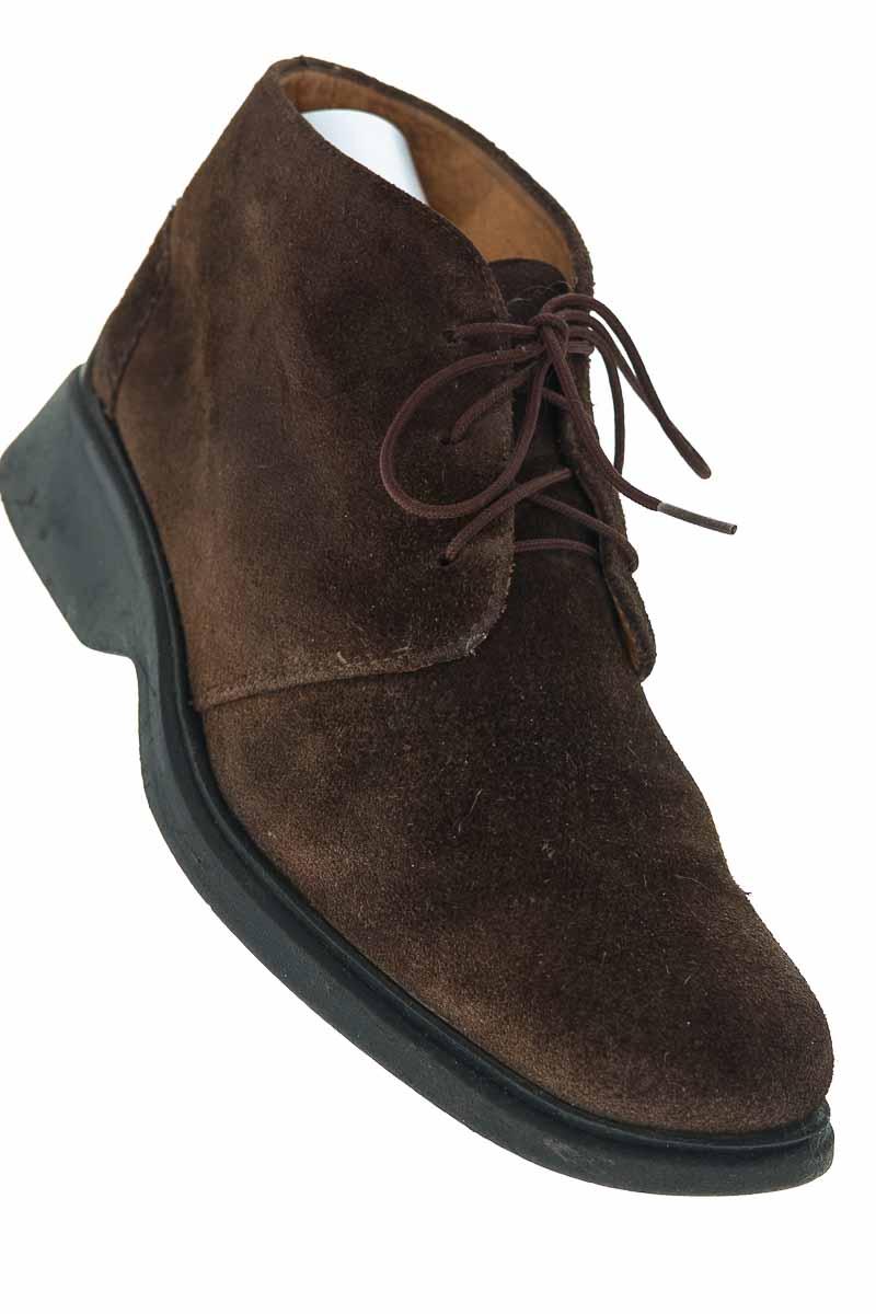 Zapatos color Café - Caprino