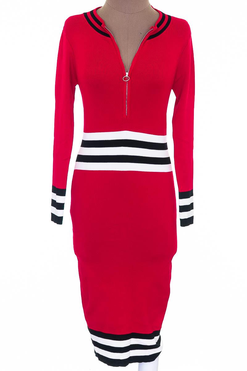 Vestido / Enterizo Casual color Rojo - CODIGO