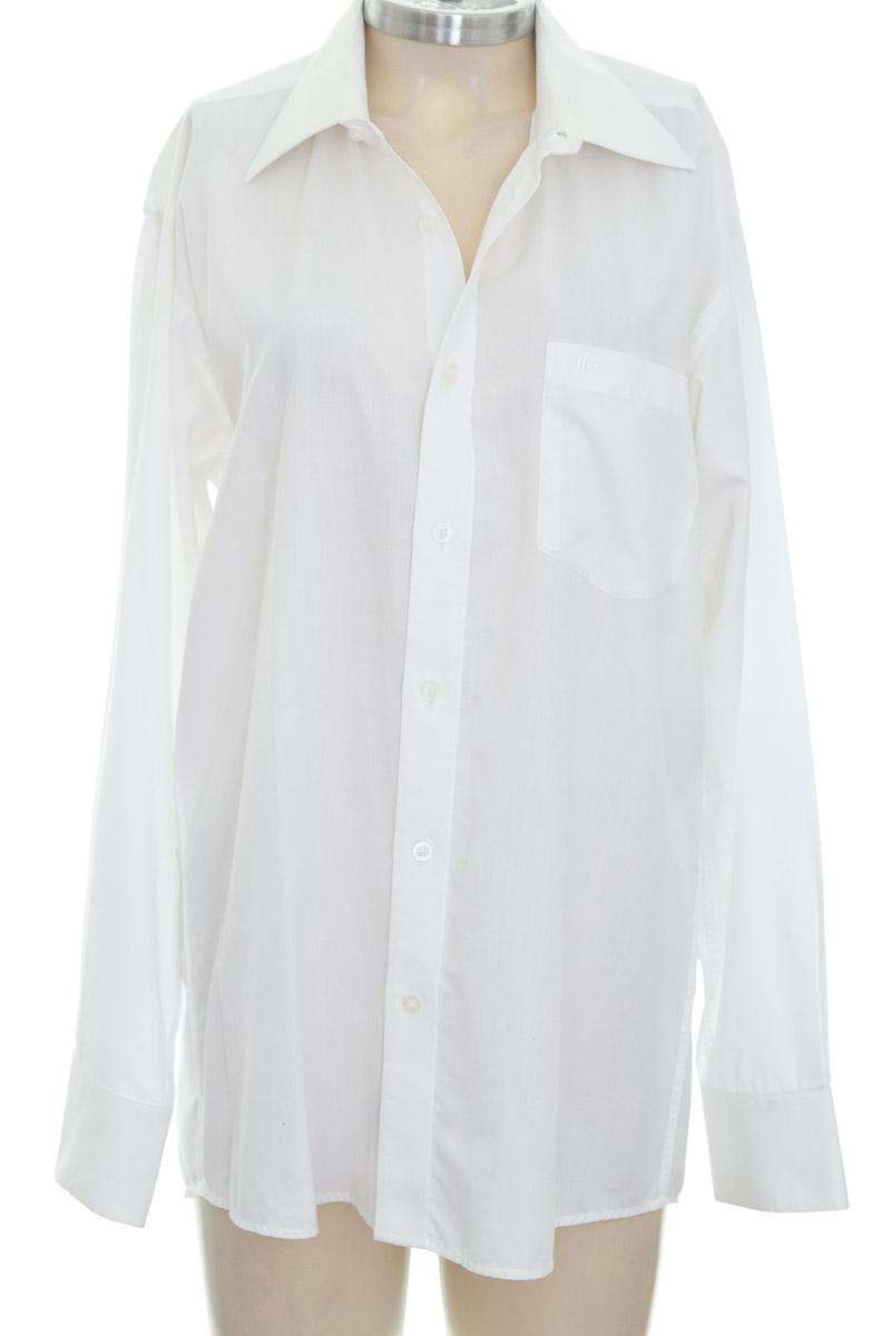 Blusa color Blanco - Guy Laroche