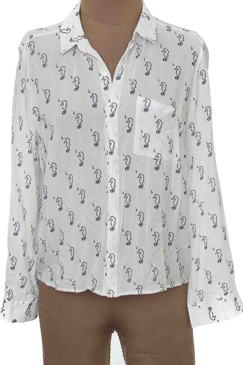 Blusa color Blanco - People