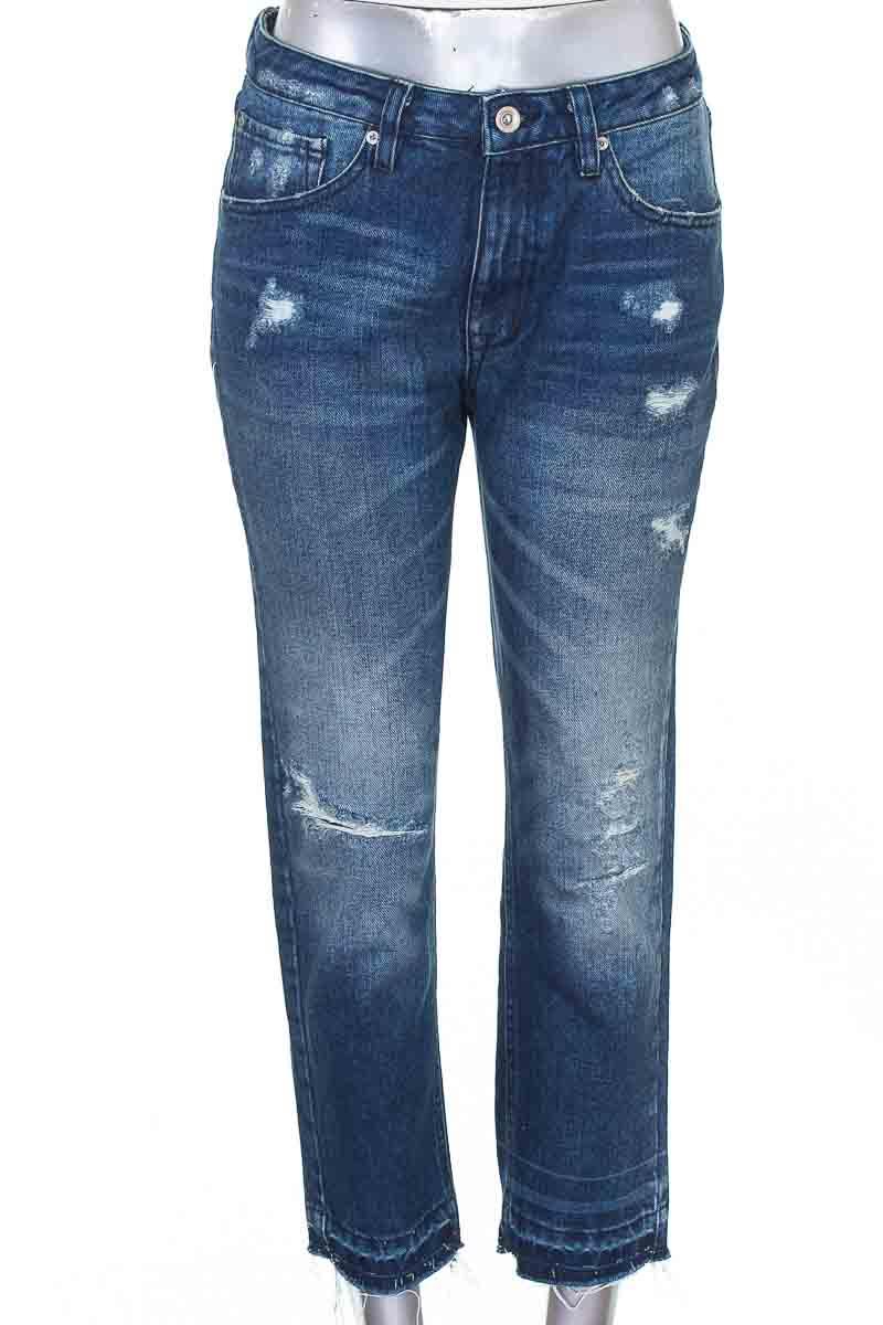 Pantalón color Azul - MNG