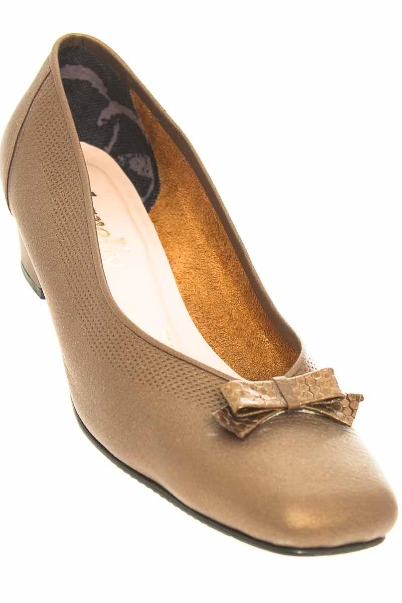 Zapatos Tacón color Café - Charelly