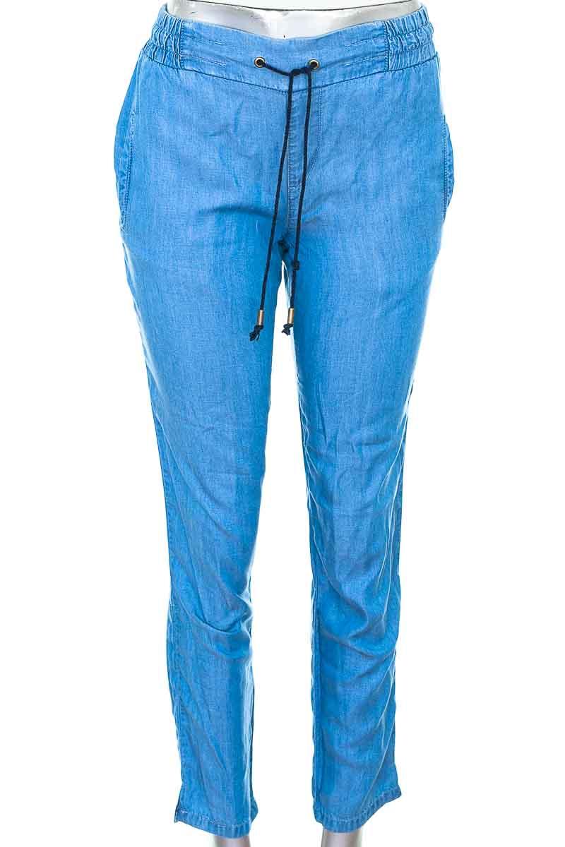 Pantalón color Azul - NAF NAF