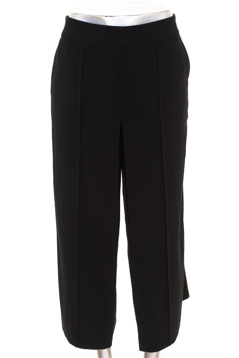 Pantalón Formal color Negro - Zara