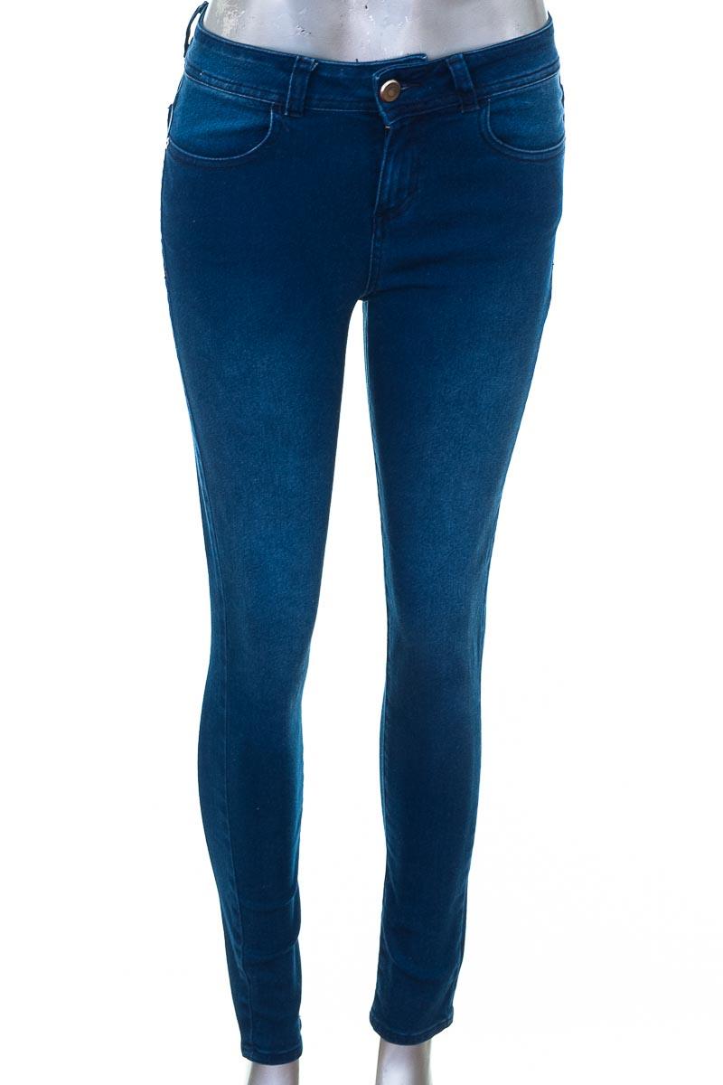 Pantalón color Azul - People