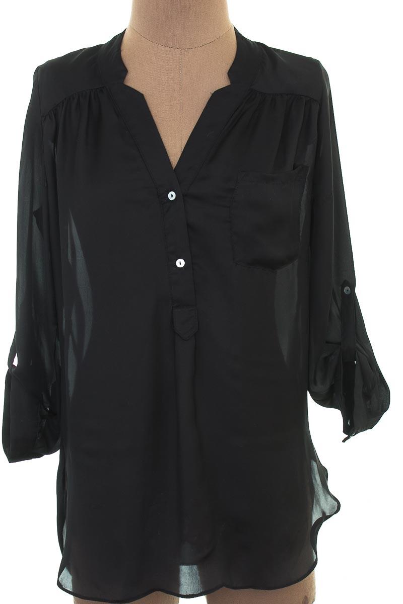 Blusa color Negro - Ellison