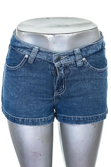 Short Jean color Azul - RAGGED