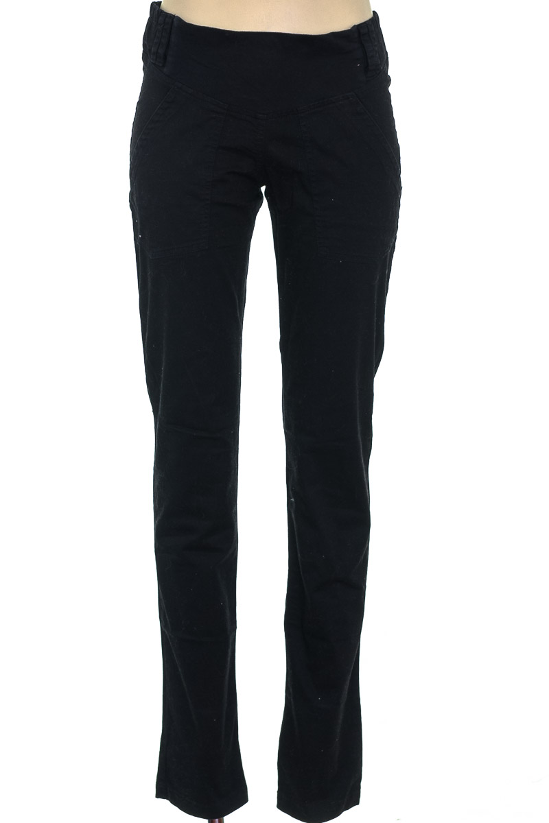 Pantalón color Negro - Nueve Lunas