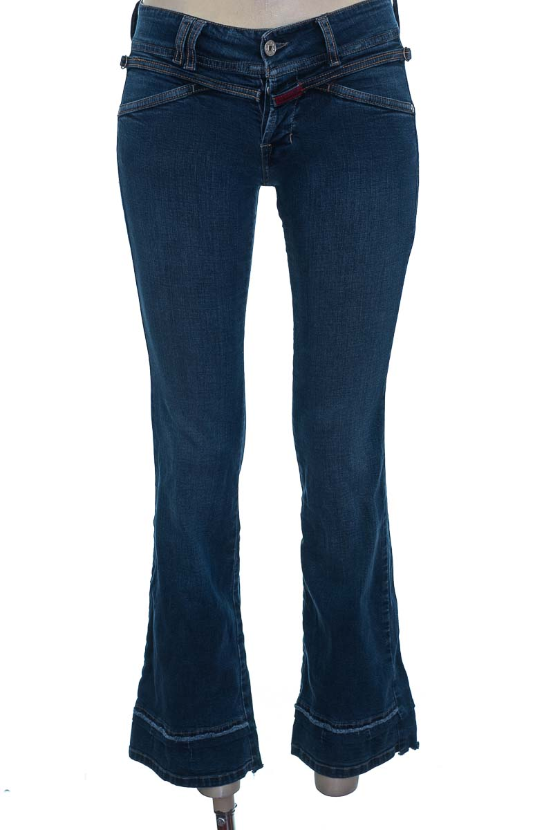 Pantalón color Azul - Marithé+Francois Girbaud