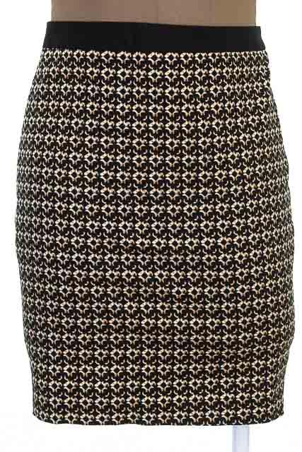 Falda Elegante color Negro - Cynthia Rowley