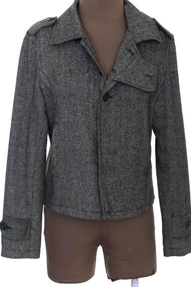 Chaqueta / Abrigo color Negro - Sybilla