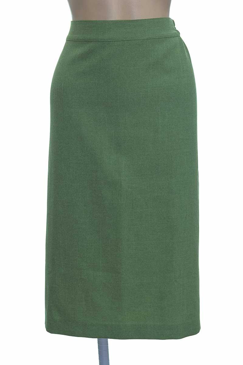 Falda color Verde - Closeando
