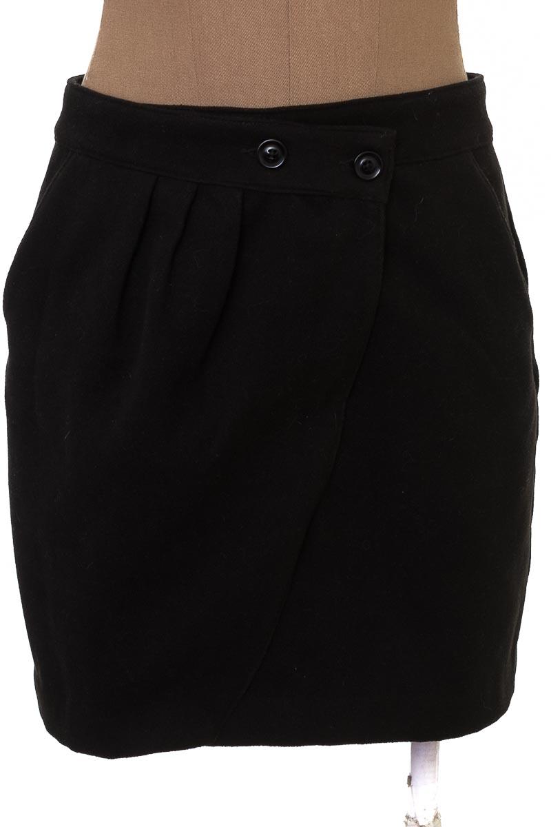 Falda Casual color Negro - Koaj
