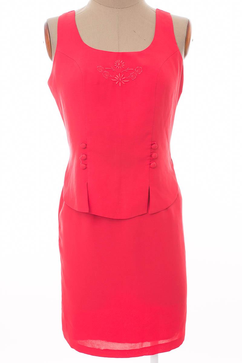 Conjunto Conjunto de Falda color Rojo - Maruset