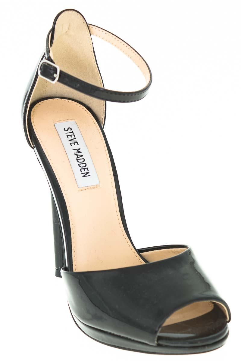 Zapatos Sandalia color Negro - Steve Madden