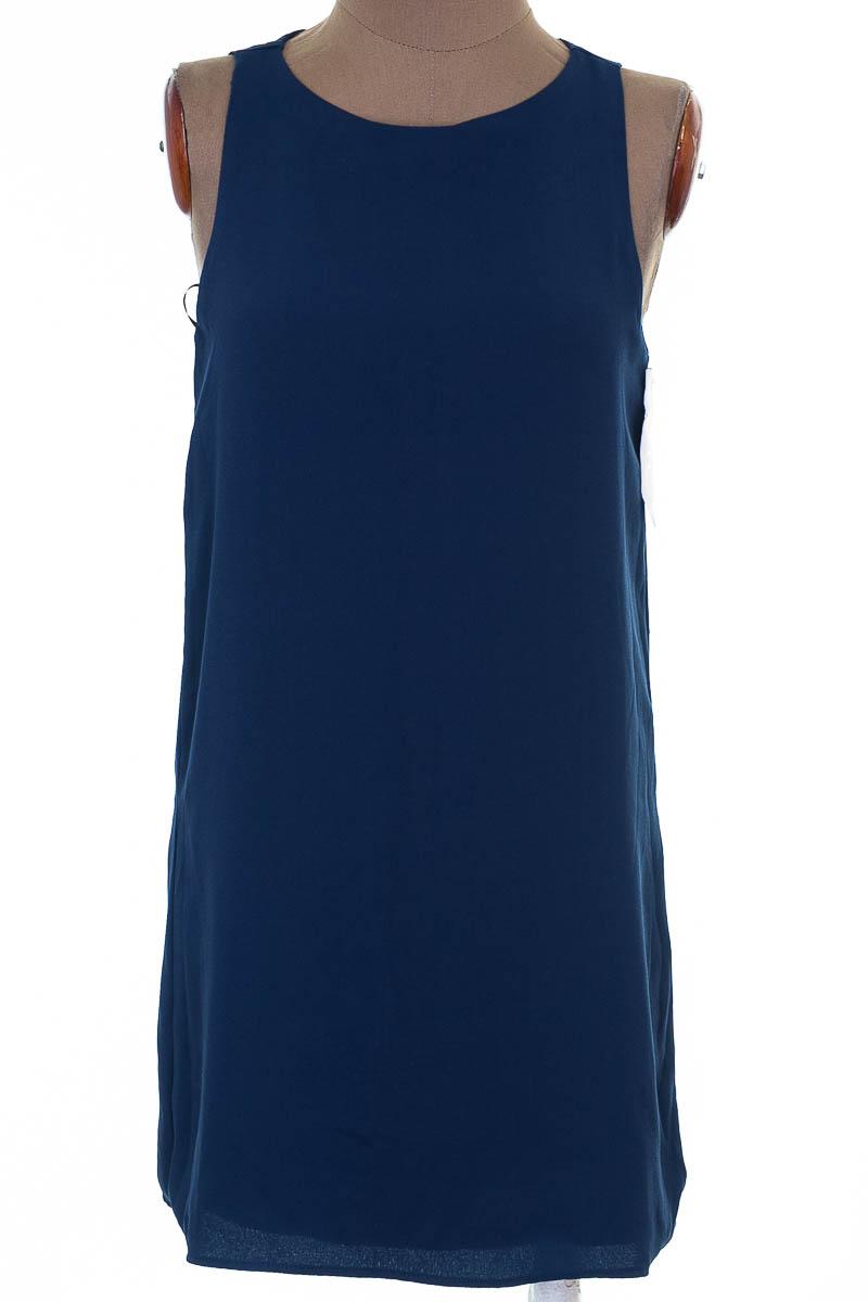 Vestido / Enterizo Casual color Azul - ELA