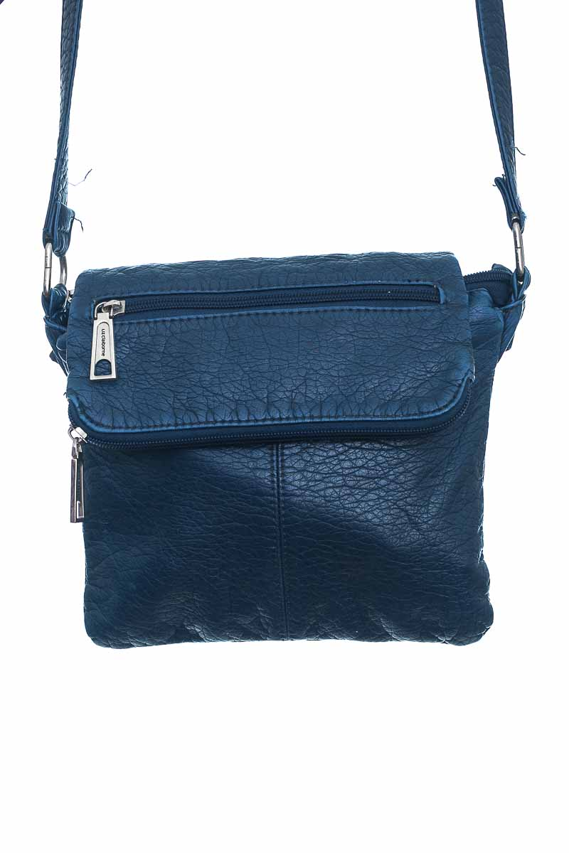 Cartera / Bolso / Monedero color Azul - Liz Claiborne