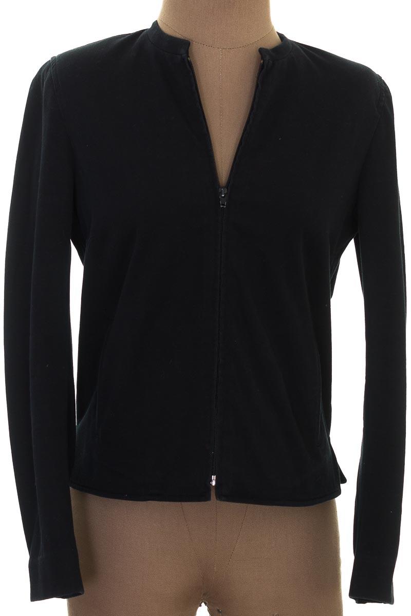 Chaqueta / Abrigo color Negro - DKNY