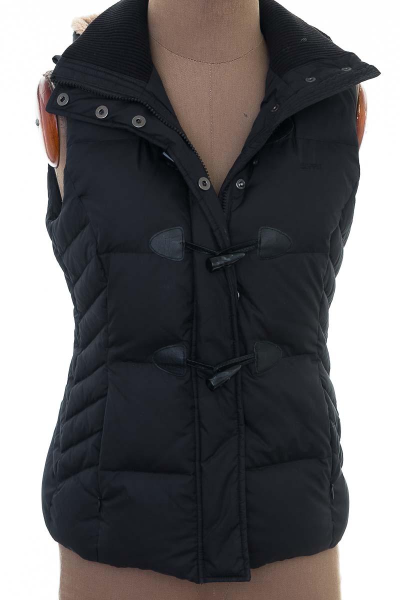 Chaqueta / Abrigo color Negro - Esprit