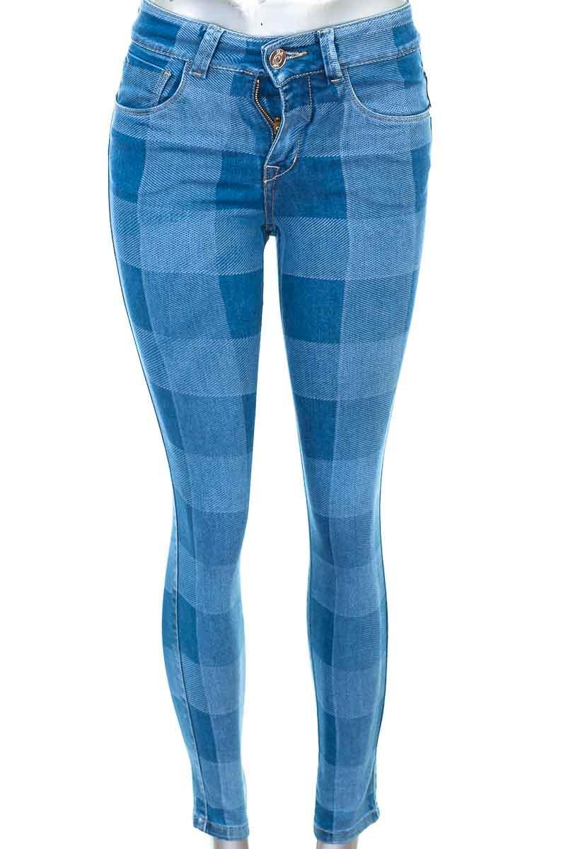 Pantalón color Azul - ELA