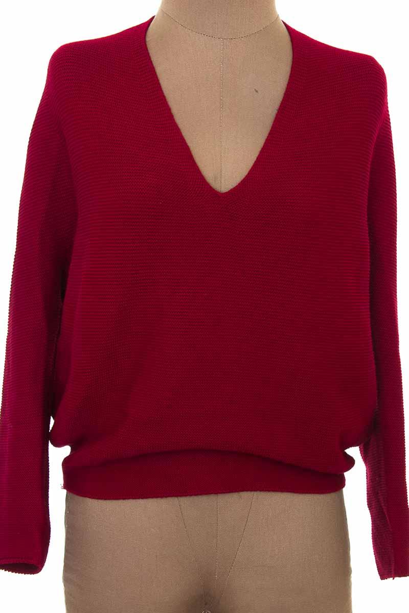 Sweater color Vinotinto - UNI QLO