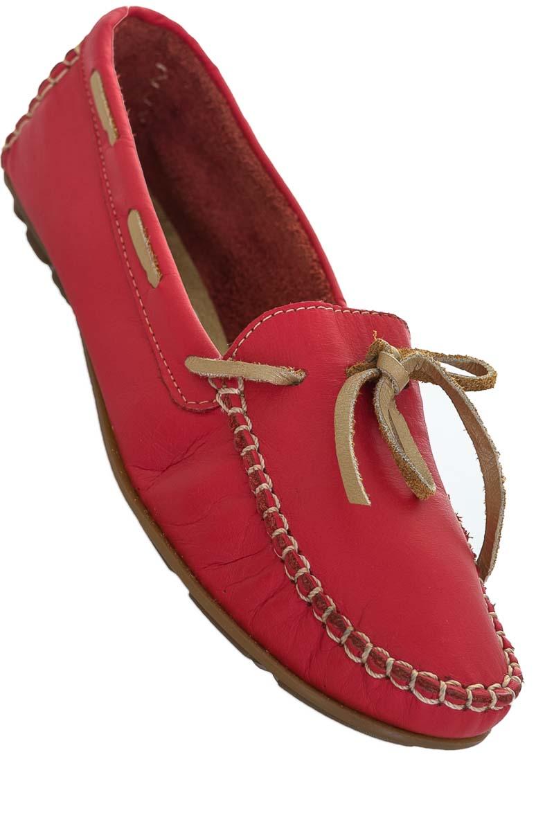 Zapatos color Naranja - Frattini