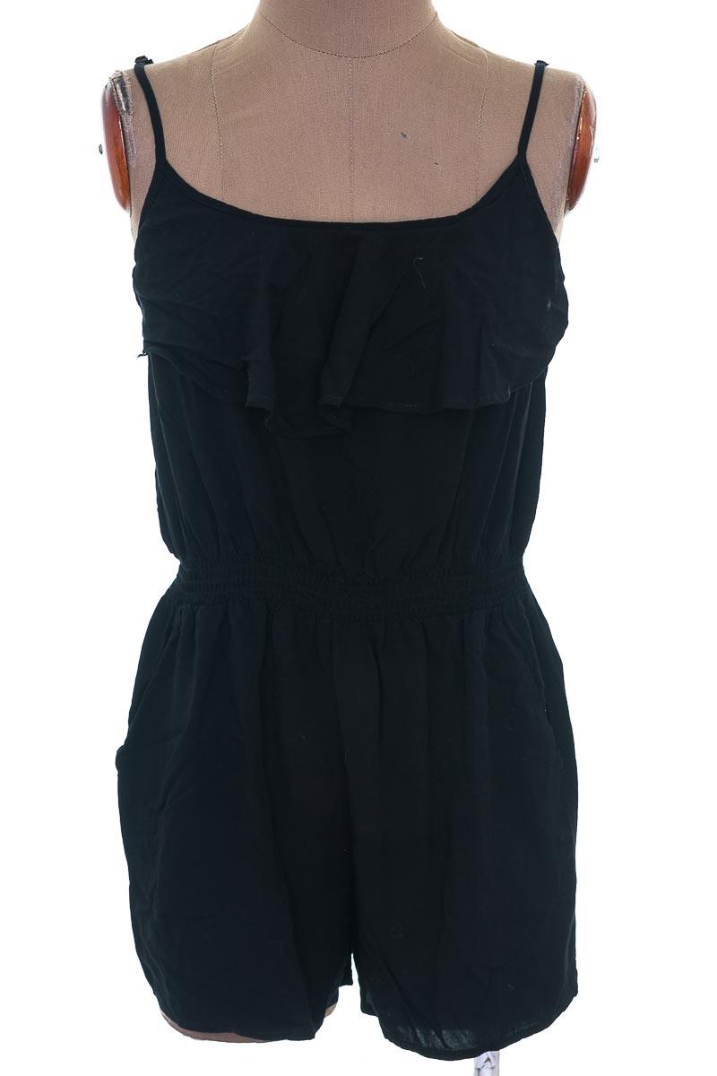 Vestido / Enterizo Enterizo color Negro - Cotton On