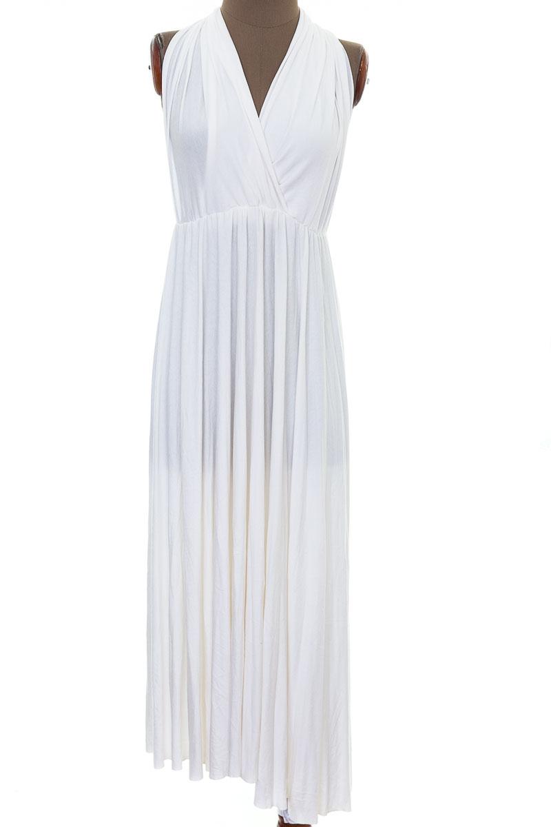Vestido / Enterizo Fiesta color Blanco - Grigoropoyloy Athanasia