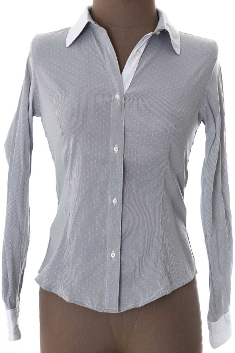 Blusa color Gris - Basika