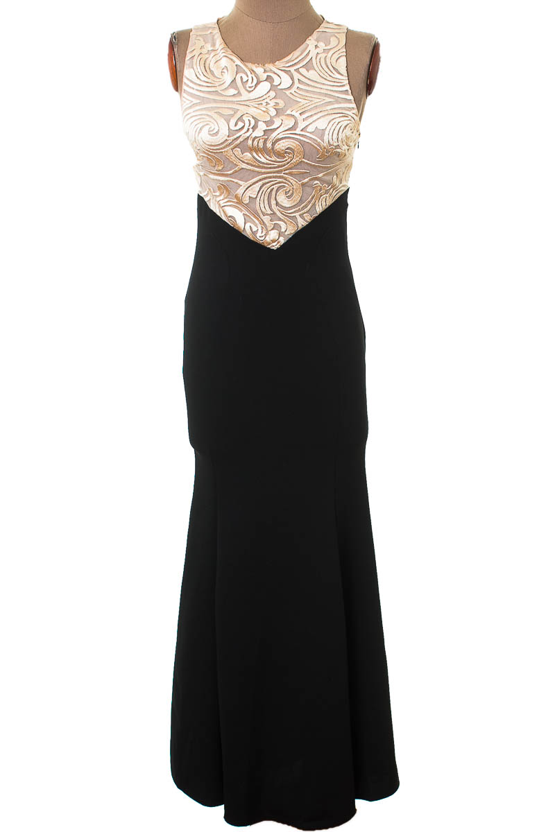 Vestido / Enterizo Fiesta color Negro - GLAMAZON