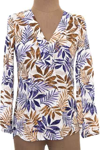 Blusa color Beige - Esprit