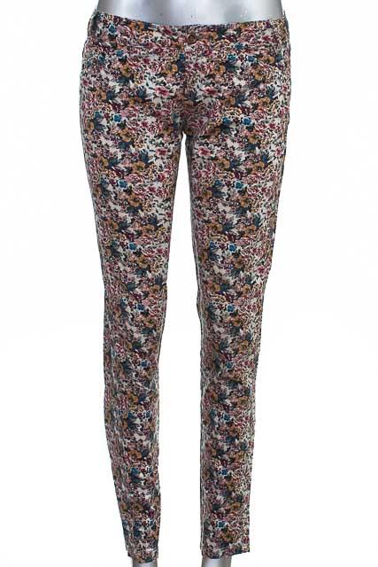 Pantalón Casual color Estampado - MNG