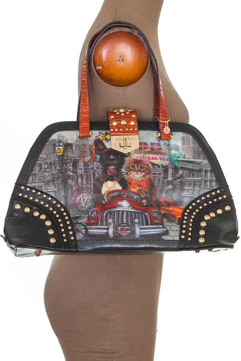 Cartera / Bolso / Monedero Cartera color Negro - Nicole Lee