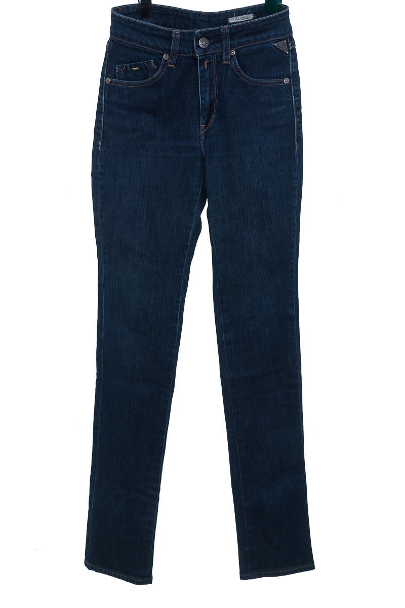 Pantalón color Azul - Replay