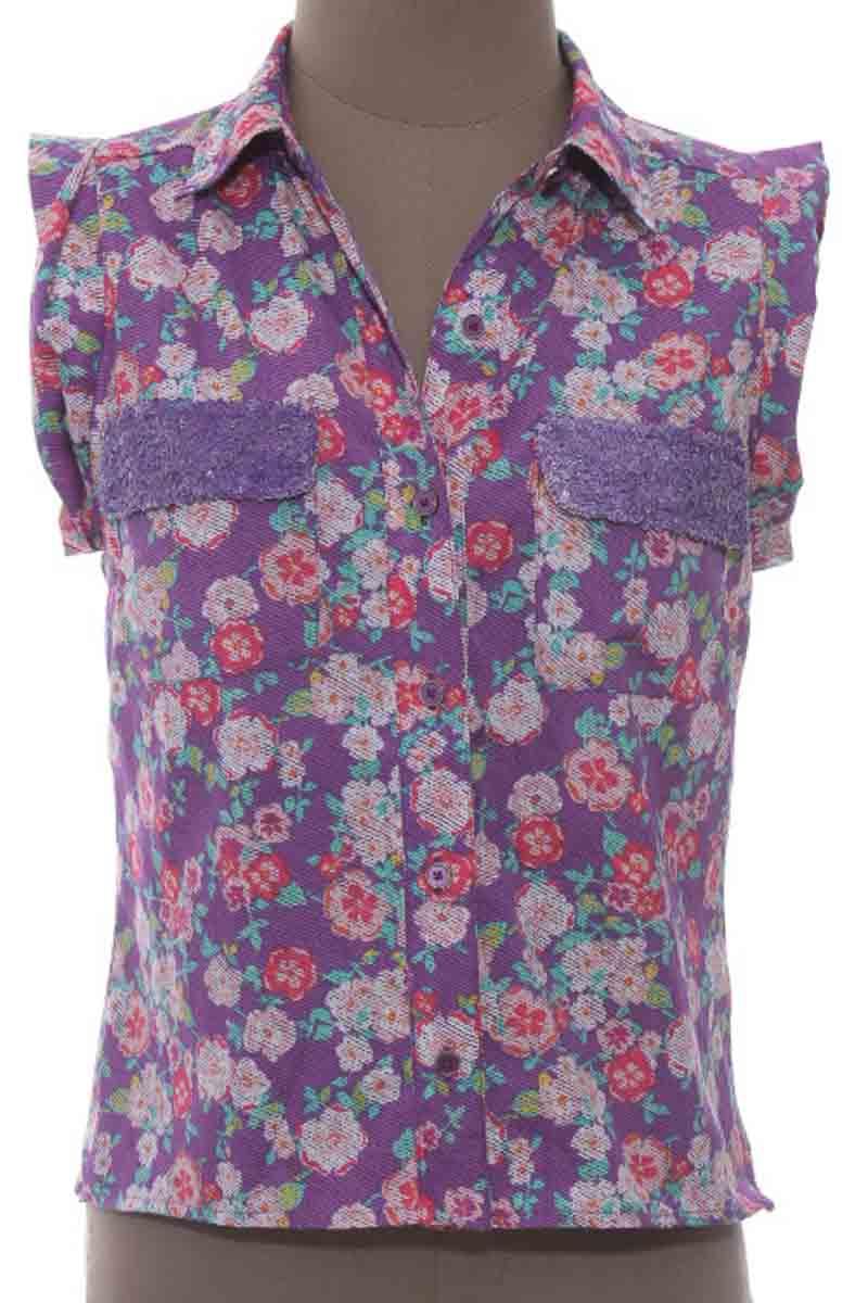 Blusa color Morado - Candie´s