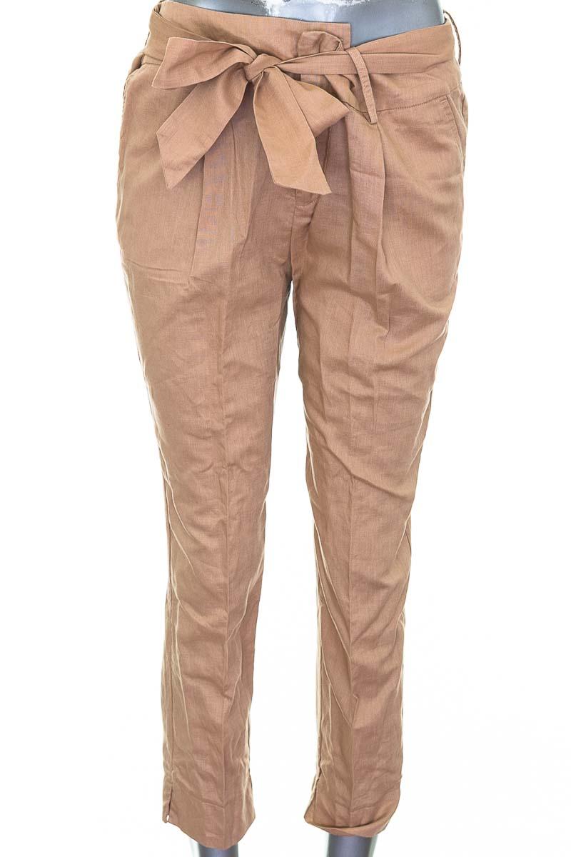 Pantalón color Beige - Punto Blanco