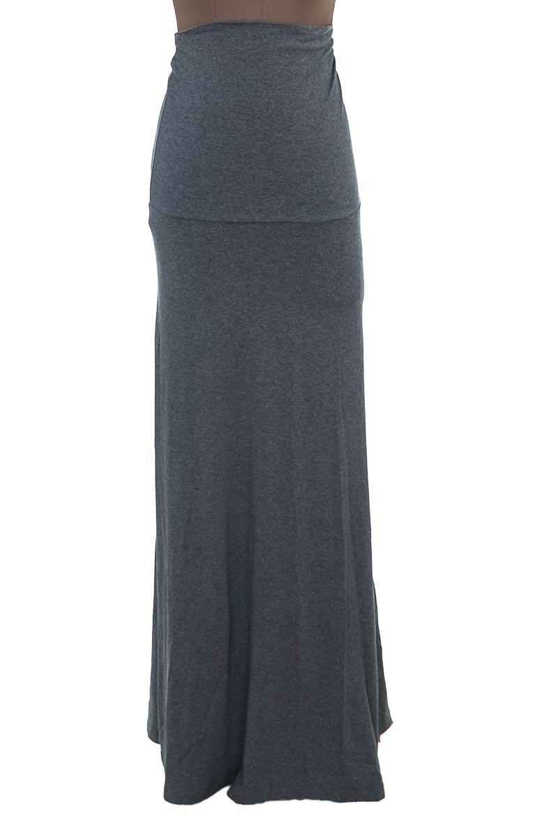 Falda Casual color Gris - GAP