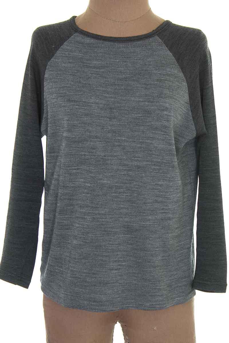 Sweater color Gris - Galia
