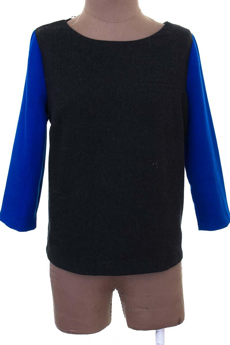 Blusa color Gris - MNG