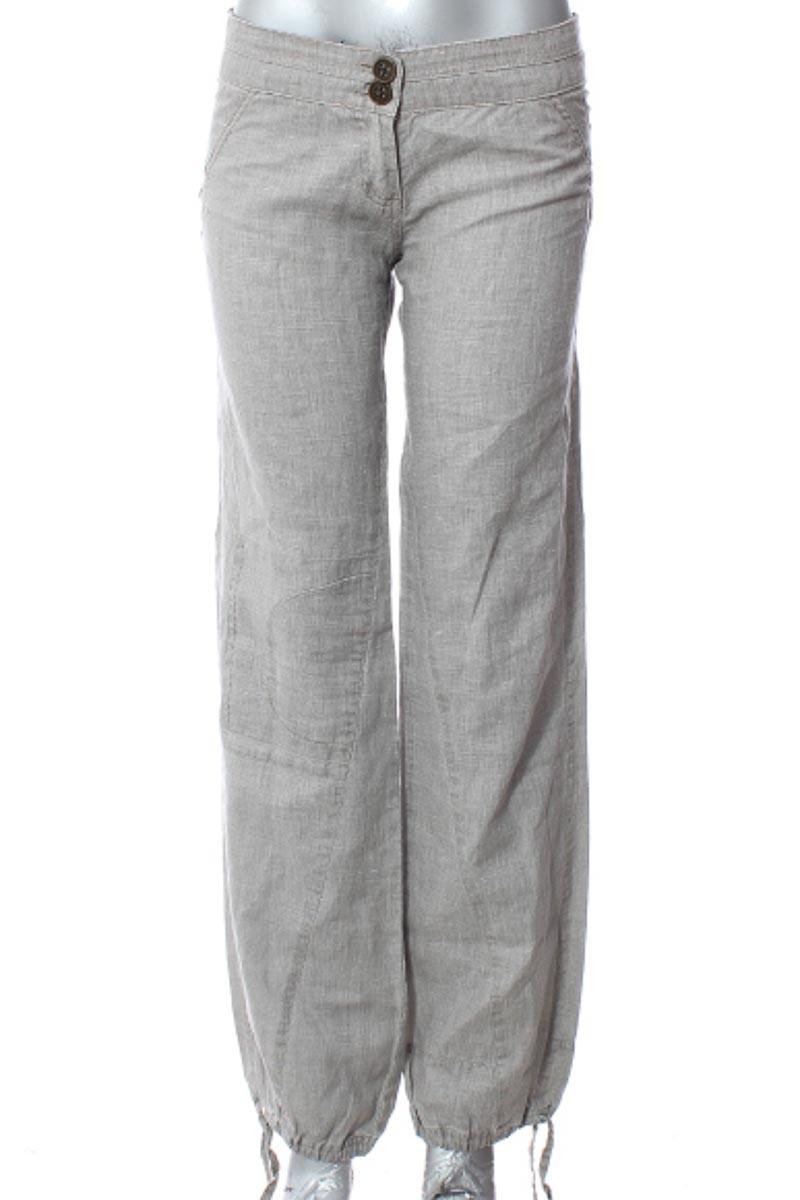 Pantalón Casual color Gris - ROOKFORD