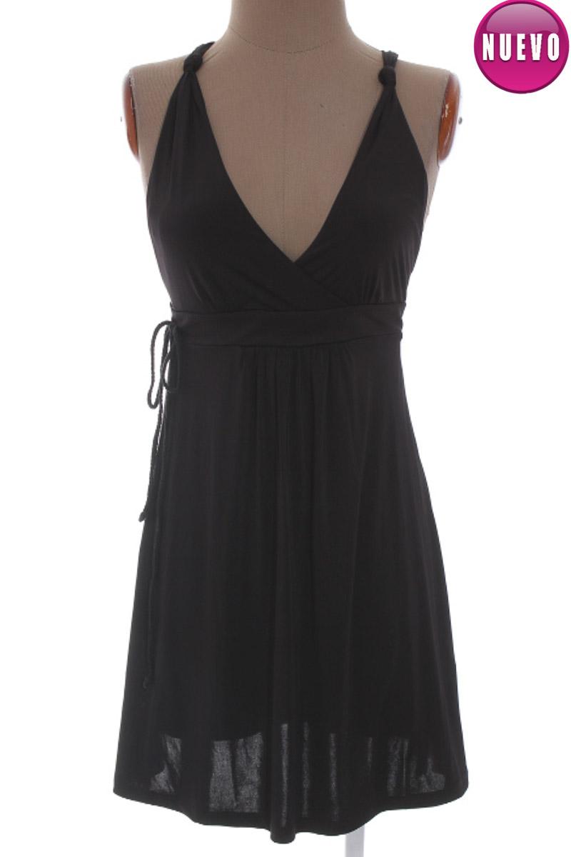 Vestido / Enterizo Casual color Negro - Azulu