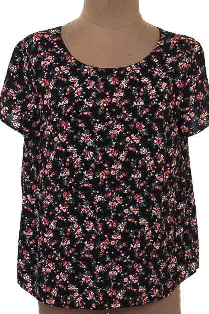 Blusa color Negro - CRH