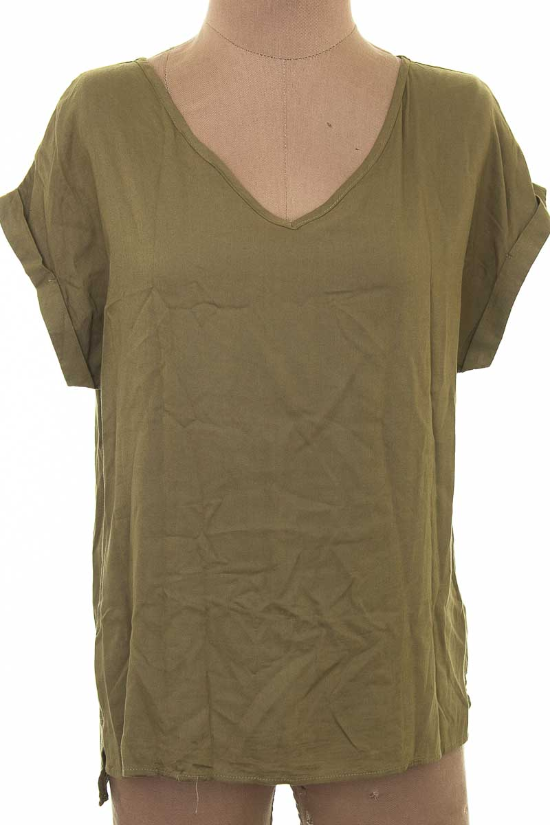 Blusa color Verde - Atmosphere