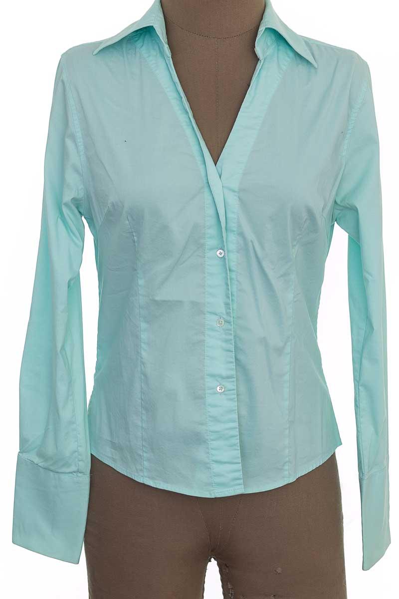 Blusa color Verde - Color Siete