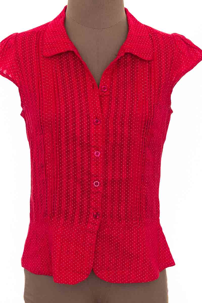 Blusa color Rojo - Twenty One