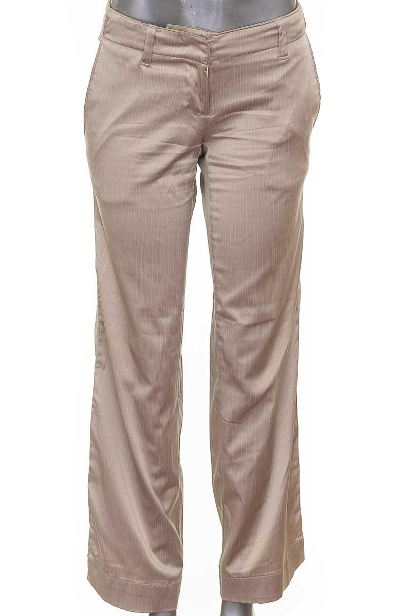 Pantalón Formal color Beige - Tex Urbanwoman