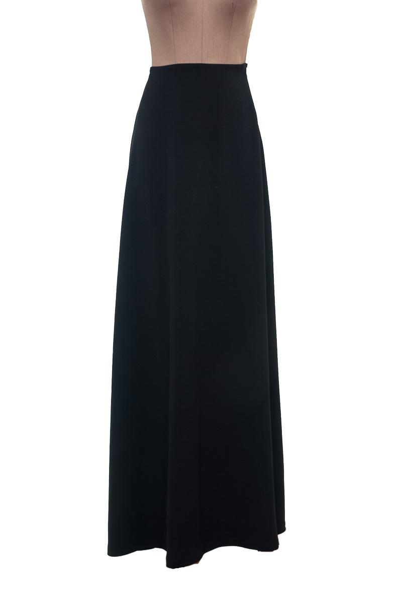 Falda Elegante color Negro - ALEXANDRA & VANESSA